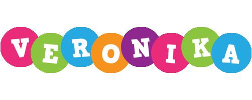 Veronika friends logo