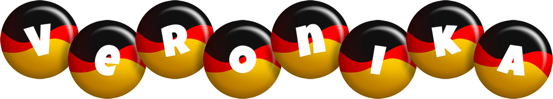 Veronika german logo