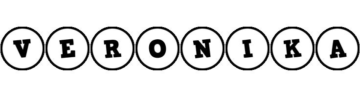 Veronika handy logo