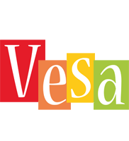 Vesa colors logo