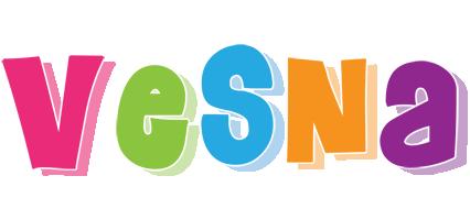 Vesna friday logo