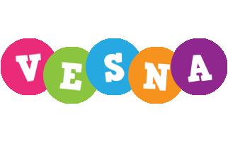 Vesna friends logo