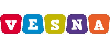 Vesna kiddo logo
