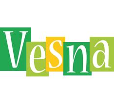 Vesna lemonade logo