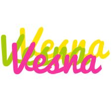 Vesna sweets logo