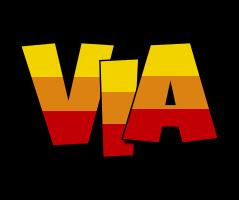 Via jungle logo