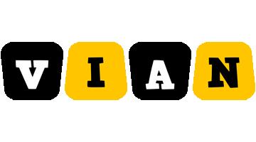 Vian boots logo