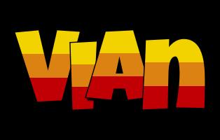 Vian jungle logo