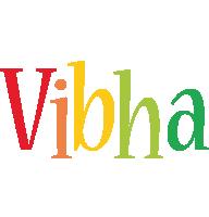 Vibha birthday logo