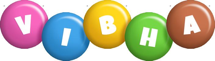 Vibha candy logo