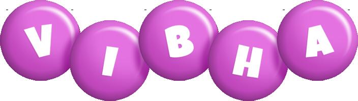 Vibha candy-purple logo