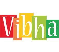 Vibha colors logo