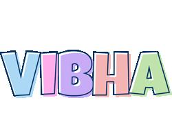 Vibha pastel logo
