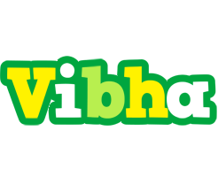Vibha soccer logo