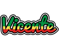 Vicente african logo