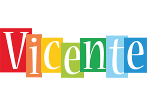 Vicente colors logo