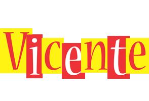 Vicente errors logo