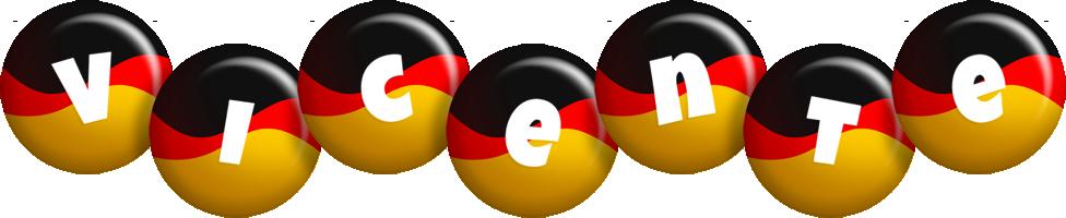 Vicente german logo