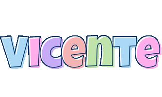 Vicente pastel logo