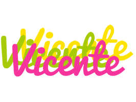 Vicente sweets logo