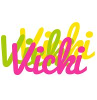 Vicki sweets logo