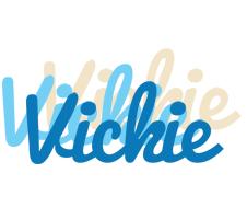 Vickie breeze logo