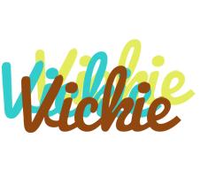 Vickie cupcake logo