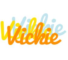 Vickie energy logo