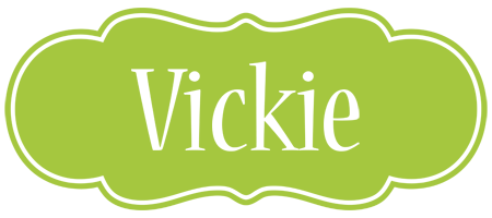 Vickie family logo