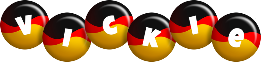 Vickie german logo