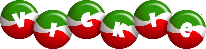 Vickie italy logo
