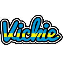 Vickie sweden logo
