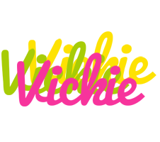 Vickie sweets logo
