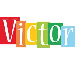 Victor colors logo