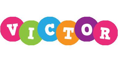 Victor friends logo
