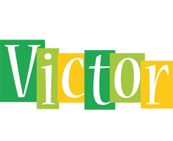 Victor lemonade logo
