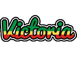 Victoria african logo