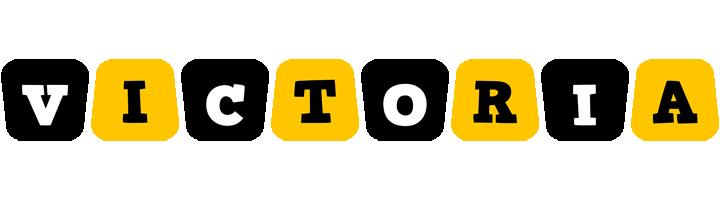 Victoria boots logo