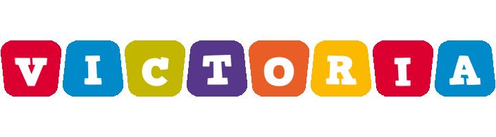 Victoria daycare logo