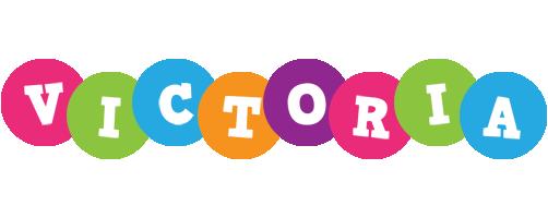 Victoria friends logo