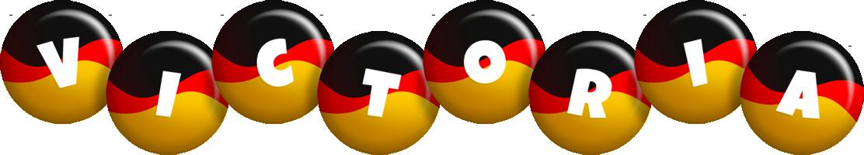 Victoria german logo