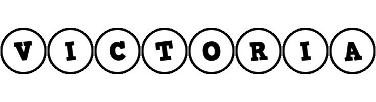Victoria handy logo