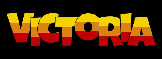 Victoria jungle logo