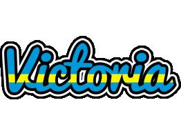 Victoria sweden logo