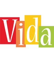 Vida colors logo