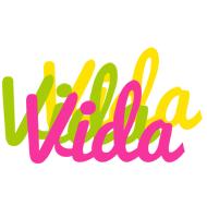 Vida sweets logo