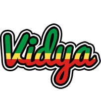 Vidya african logo