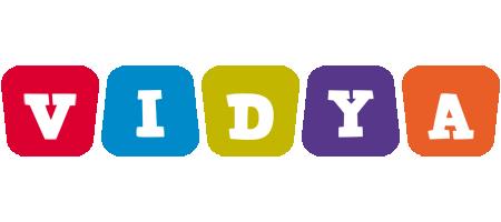 Vidya daycare logo