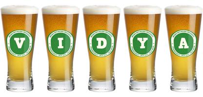 Vidya lager logo
