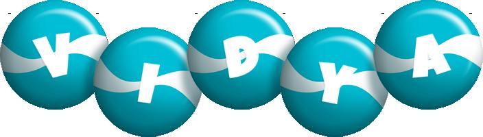 Vidya messi logo